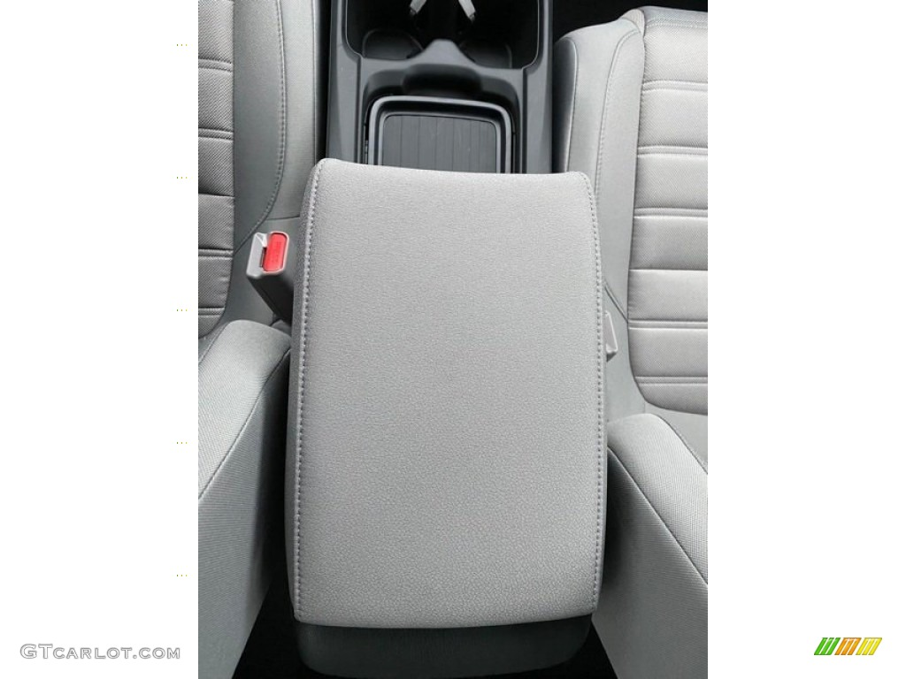 2020 CR-V LX AWD - Obsidian Blue Pearl / Gray photo #30