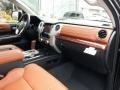 2020 Toyota Tundra 1794 Edition Brown/Black Interior Dashboard Photo