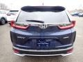 2020 Obsidian Blue Pearl Honda CR-V EX-L AWD  photo #3