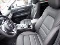 Front Seat of 2020 CX-5 Grand Touring AWD