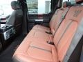 King Ranch Kingsville/Java Rear Seat Photo for 2020 Ford F150 #137383936
