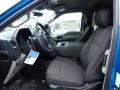 Black Front Seat Photo for 2020 Ford F150 #137385778