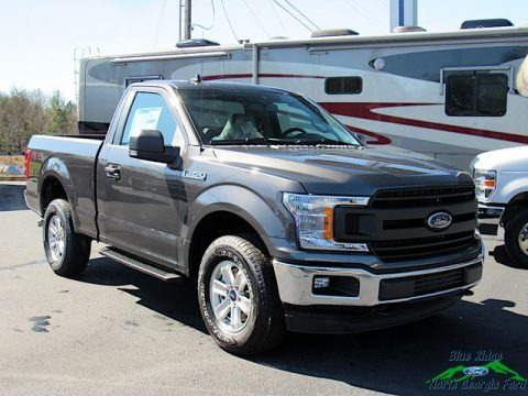 2020 Ford F150 XL Regular Cab 4x4 Data, Info and Specs