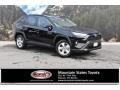 Midnight Black Metallic 2020 Toyota RAV4 XLE AWD Hybrid