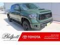 2020 Army Green Toyota Tundra TRD Pro CrewMax 4x4 #137380314