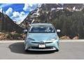 Sea Glass Pearl 2020 Toyota Prius XLE AWD-e