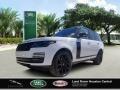 2020 Fuji White Land Rover Range Rover HSE #137396764
