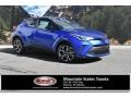 Blue Eclipse Metallic 2020 Toyota C-HR XLE