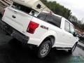 2020 Star White Ford F150 Lariat SuperCrew 4x4  photo #33