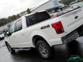 2020 Star White Ford F150 Lariat SuperCrew 4x4  photo #34