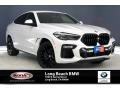 Mineral White Metallic 2020 BMW X6 sDrive40i