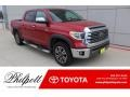 2020 Barcelona Red Metallic Toyota Tundra 1794 Edition CrewMax 4x4 #137455320