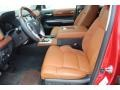 2020 Barcelona Red Metallic Toyota Tundra 1794 Edition CrewMax 4x4  photo #10