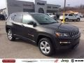 Granite Crystal Metallic 2020 Jeep Compass Latitude 4x4