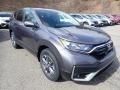 2020 Modern Steel Metallic Honda CR-V EX AWD  photo #5