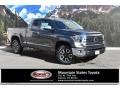 2020 Magnetic Gray Metallic Toyota Tundra Limited Double Cab 4x4 #137455193