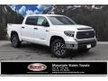 2020 Super White Toyota Tundra TRD Off Road CrewMax 4x4 #137470630