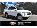 Super White 2020 Toyota 4Runner SR5 4x4