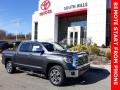 2020 Magnetic Gray Metallic Toyota Tundra 1794 Edition CrewMax 4x4 #137470699