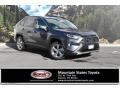 Magnetic Gray Metallic 2020 Toyota RAV4 Limited AWD Hybrid