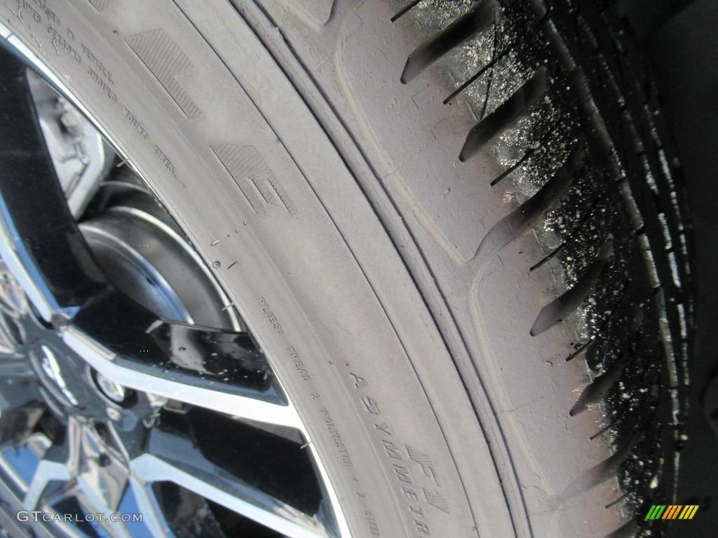 2019 Mustang EcoBoost Premium Fastback - Kona Blue / Ceramic photo #8