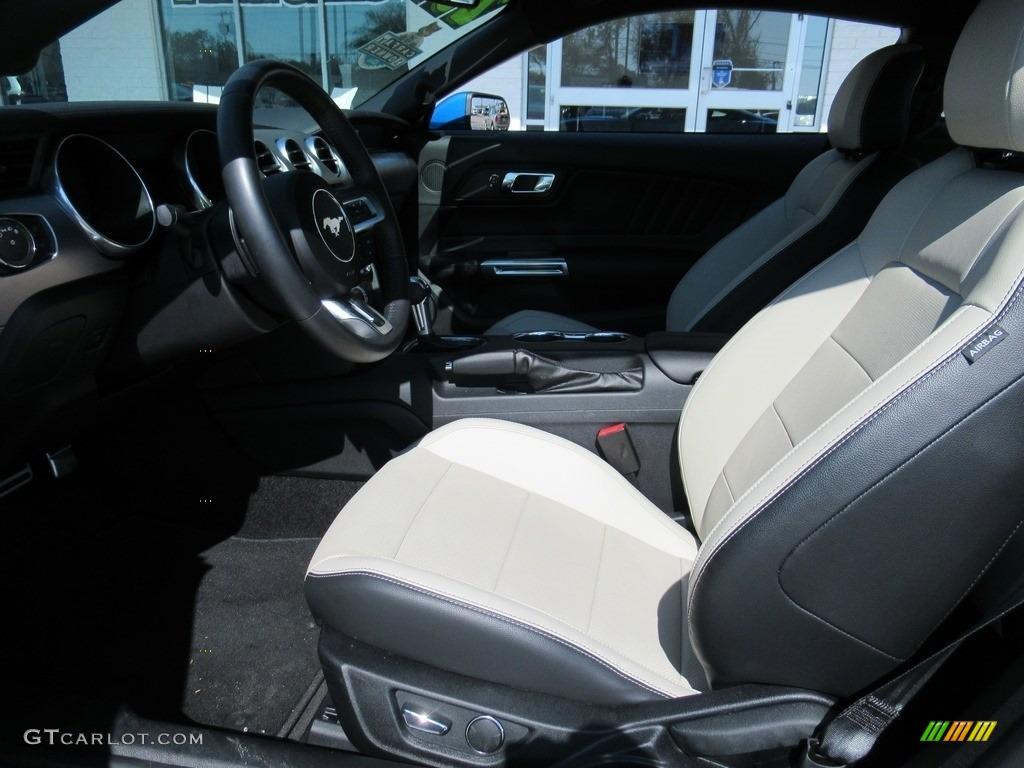 2019 Mustang EcoBoost Premium Fastback - Kona Blue / Ceramic photo #11