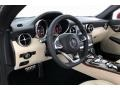 Dashboard of 2020 SLC 300 Roadster