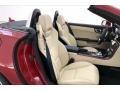 2020 SLC 300 Roadster Macchiato Beige Interior