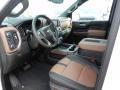 2020 Chevrolet Silverado 1500 Jet Black/Umber Interior Interior Photo