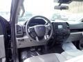 Medium Earth Gray Dashboard Photo for 2020 Ford F150 #137520939