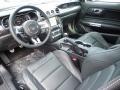2020 Ford Mustang Ebony/Recaro Leather Trimmed Interior Interior Photo