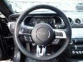2020 Ford Mustang Ebony/Recaro Leather Trimmed Interior Steering Wheel Photo
