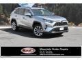 Silver Sky Metallic 2020 Toyota RAV4 XLE Premium