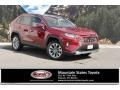 Ruby Flare Pearl - RAV4 Limited AWD Photo No. 1