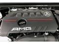 2020 CLA AMG 35 Coupe 2.0 Liter Twin-Turbocharged DOHC 16-Valve VVT 4 Cylinder Engine