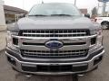 2020 Magnetic Ford F150 XLT SuperCab 4x4  photo #8