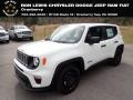 2020 Alpine White Jeep Renegade Sport #137559918