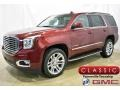 Crimson Red Tintcoat - Yukon SLT 4WD Photo No. 1