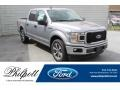 2020 Iconic Silver Ford F150 STX SuperCrew  photo #1