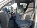 2020 Silver Ice Metallic Chevrolet Silverado 1500 LT Trail Boss Crew Cab 4x4  photo #2