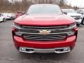 2020 Cajun Red Tintcoat Chevrolet Silverado 1500 High Country Crew Cab 4x4  photo #8
