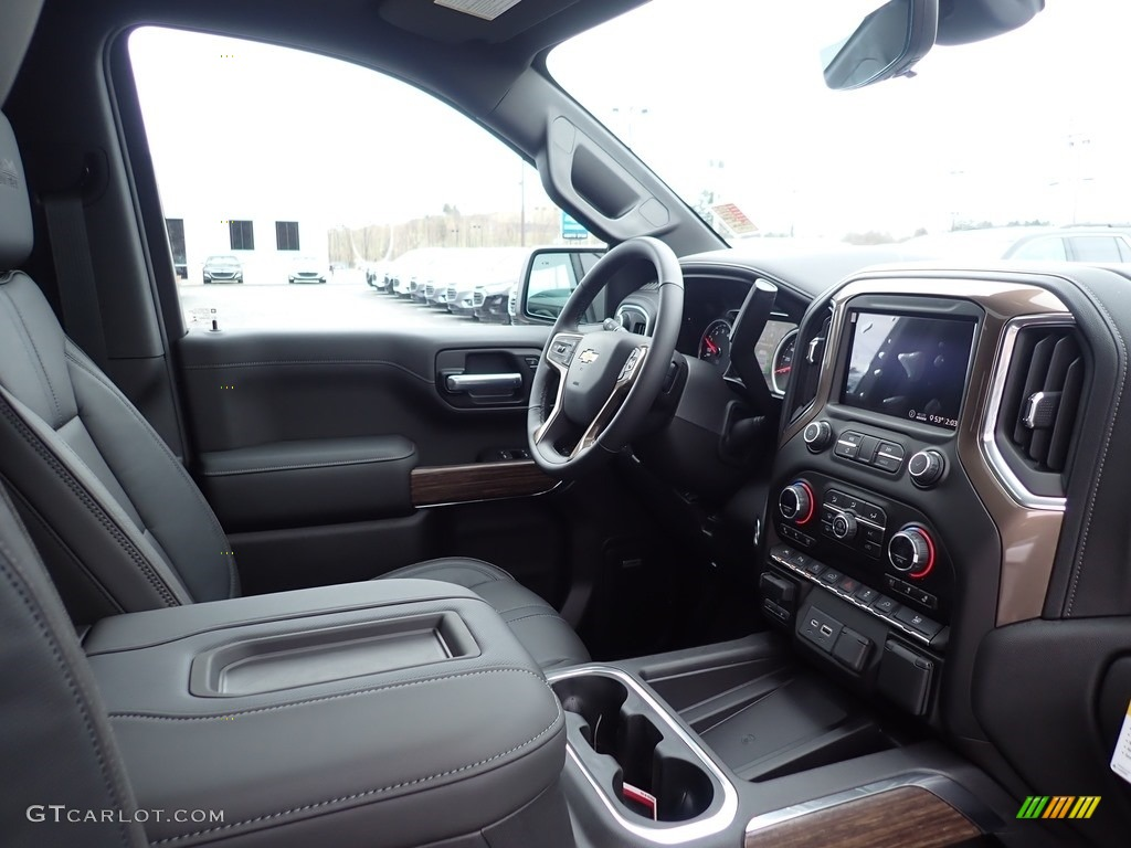 2020 Silverado 1500 High Country Crew Cab 4x4 - Cajun Red Tintcoat / Jet Black photo #11