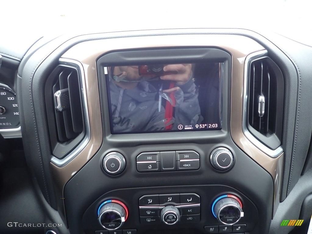 2020 Silverado 1500 High Country Crew Cab 4x4 - Cajun Red Tintcoat / Jet Black photo #18