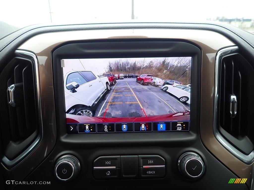 2020 Silverado 1500 High Country Crew Cab 4x4 - Cajun Red Tintcoat / Jet Black photo #19