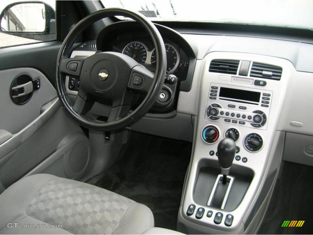 2005 chevy equinox dashboard lights