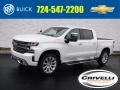 2020 Summit White Chevrolet Silverado 1500 High Country Crew Cab 4x4 #137619262