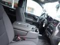 2020 Summit White Chevrolet Silverado 1500 Custom Crew Cab 4x4  photo #8