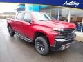 2020 Cajun Red Tintcoat Chevrolet Silverado 1500 LT Trail Boss Crew Cab 4x4  photo #1