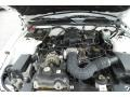 2006 Performance White Ford Mustang V6 Deluxe Convertible  photo #21