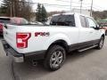2020 Oxford White Ford F150 XLT SuperCab 4x4  photo #5